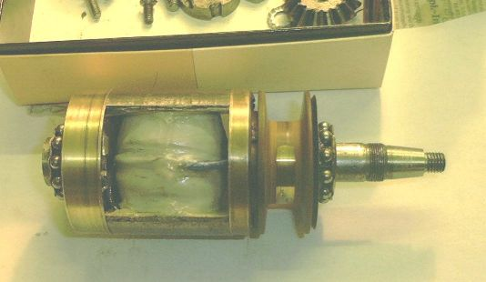 Armature repairing rewinding services lapujada com for Electric motor repair company